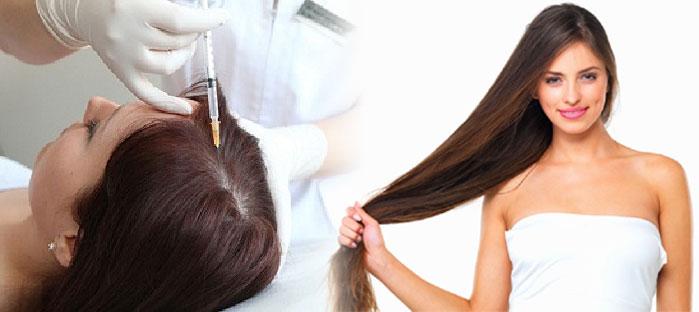 Плазмоліфтинг шкіри голови